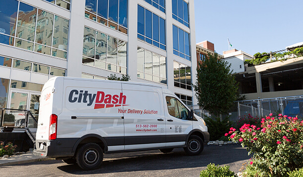 CityDash - Customized Courier Delivery Service for Cincinnati